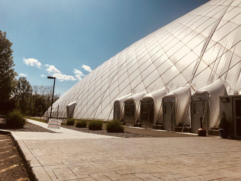 Danbury Sports Dome: 25 Shelter Rock Ln, Danbury, CT
