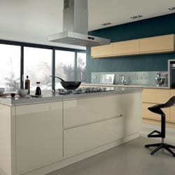 Photo Of Sheffield Kitchen Outlet   Sheffield, South Yorkshire, United  Kingdom. Airo Gloss