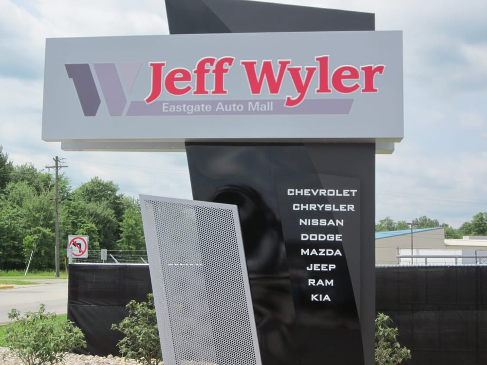 jeff wyler eastgate auto mall located 15 minutes east of cincinnati yelp. Black Bedroom Furniture Sets. Home Design Ideas
