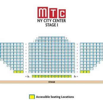 Photo Of Manhattan Theatre Club New York Ny United States Stage 1