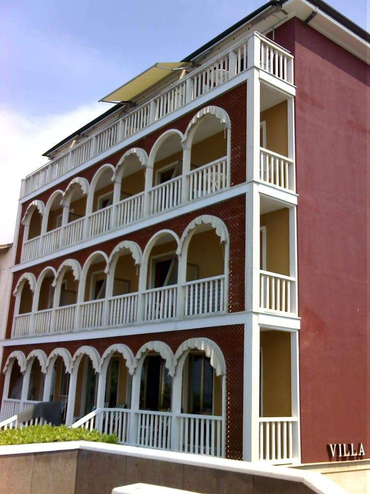 Villa marin hotel via provveditori 20 grado gorizia for Hotel numero