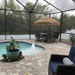 Photo Of Olympus Pools   Tampa, FL, United States. Our New Pool By