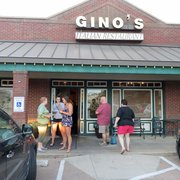 Gino S Seating Photo Of Italian Restaurant Round Rock Tx United States
