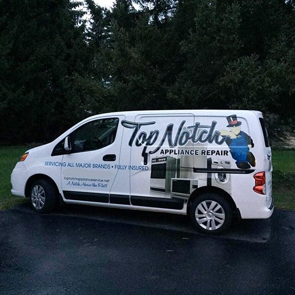 Top Notch Appliance: 7032 Townline Rd, Bergen, NY