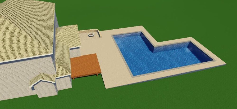 Paradise Pools By the Lake: 115 S Mecklenburg Ave, South Hill, VA