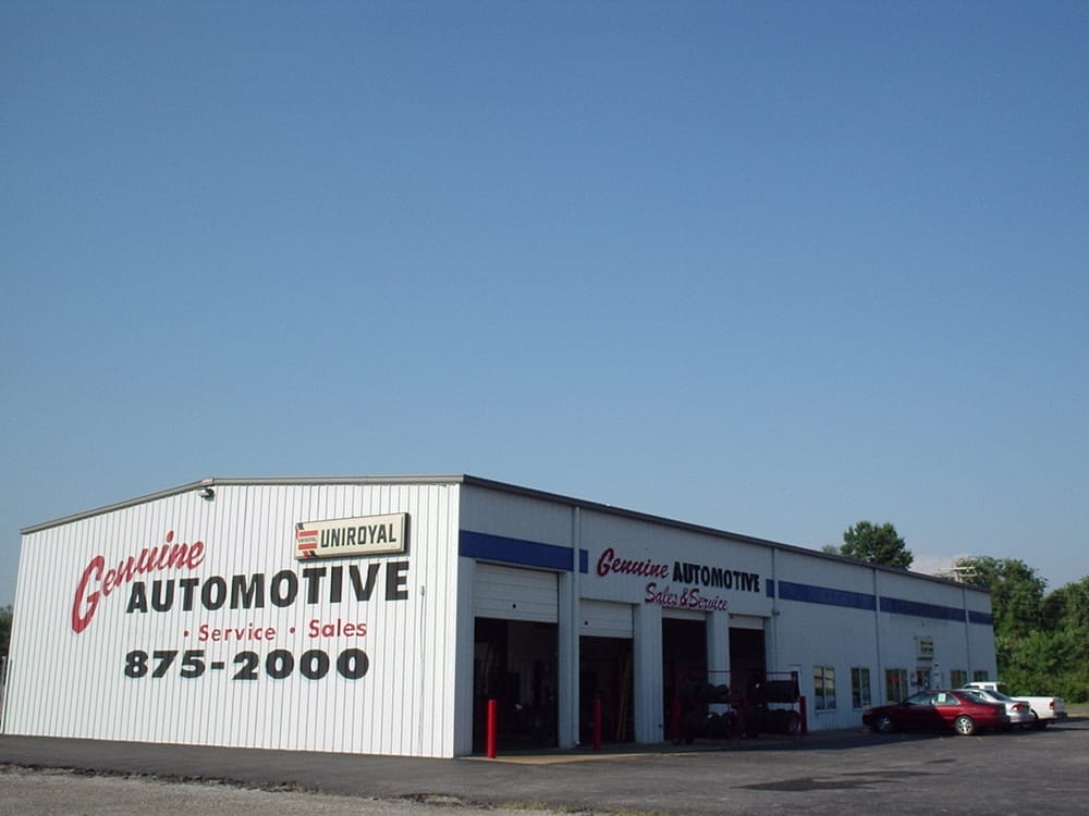 Genuine Automotive: 4350 New Missouri Ave, Alorton, IL