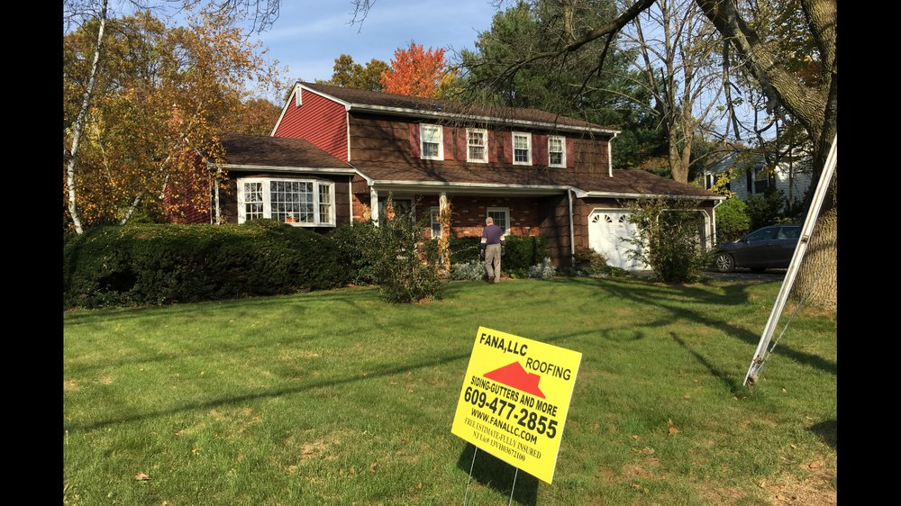 Fana Roofing & Siding: 1612 Reed Rd, Pennington, NJ