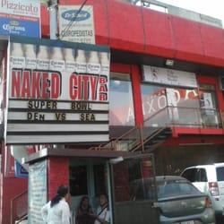 Naked City Bar 10