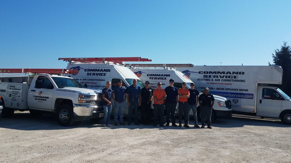 Command Service Center: 315 W Depot St, Antioch, IL