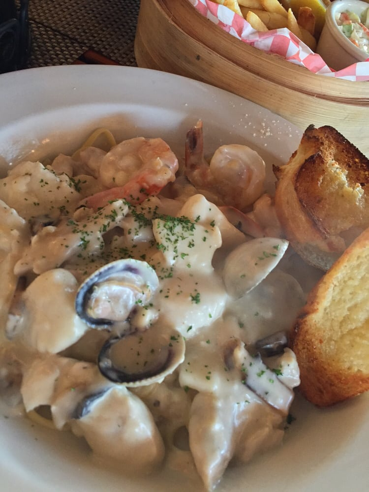 Seafood pasta yelp for Uncle s fish market and grill