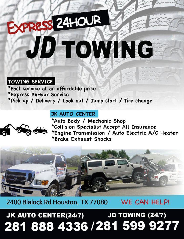 JK Auto Center & JD Towing