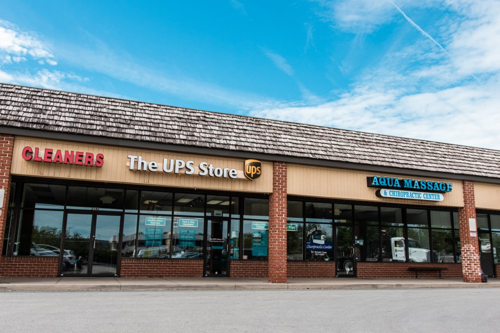 The UPS Store: 2536 Eastern Blvd, York, PA