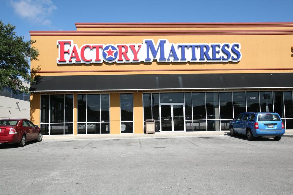 Factory Mattress - Bitters