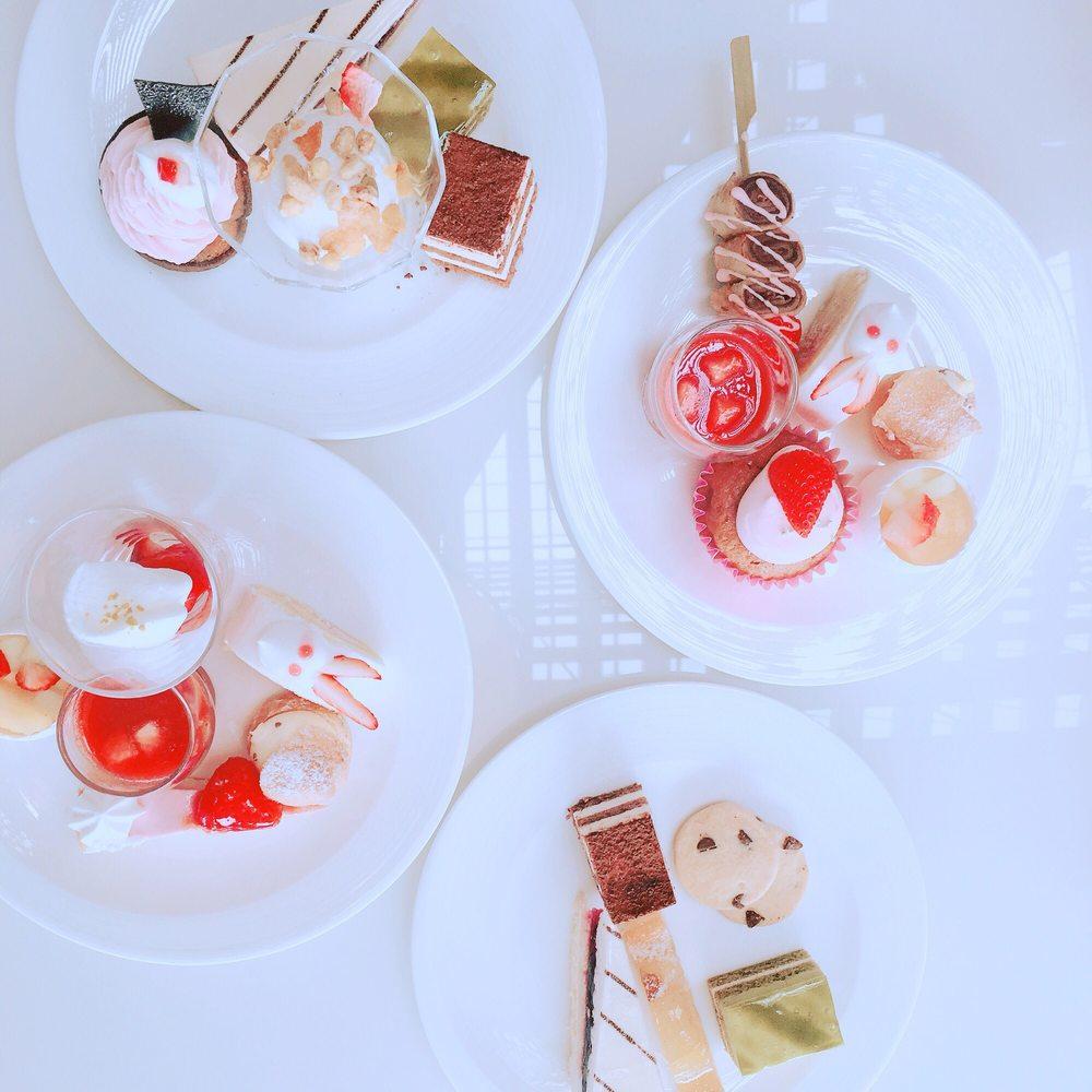 Lounge O Hilton Tokyo Bay