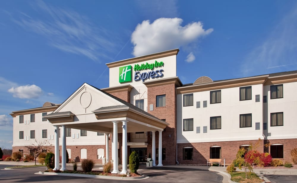 Holiday Inn Express & Suites Rolla - Univ Of Missouri S&T: 1610 Old Wire Outer Rd, Rolla, MO