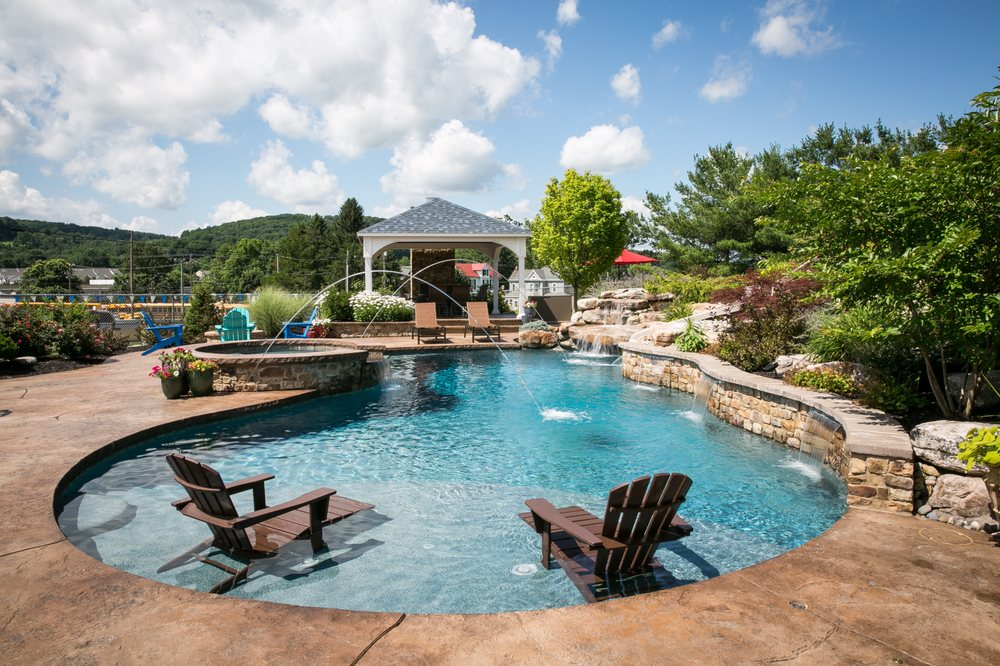 Fronheiser Pools: 26 Main St, Bally, PA