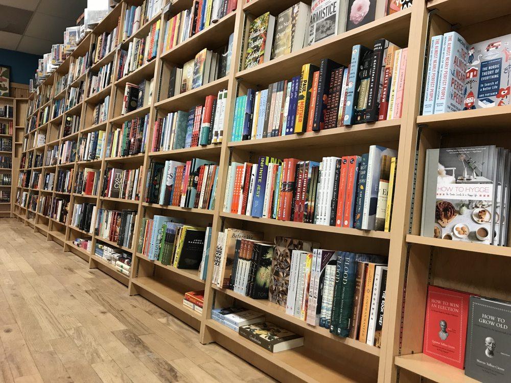 Dragonfly Books: 112 W Water St, Decorah, IA
