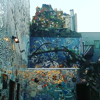Photo Of Philadelphia S Magic Gardens Pa United States Just Beautiful To