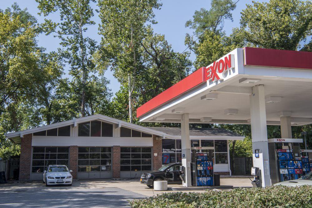 Ok Google Gas Station Near Me >> Metro Motor|Hilltop Exxon - 30 Reviews - Gas Stations - 6100 MacArthur Blvd, Bethesda, MD ...