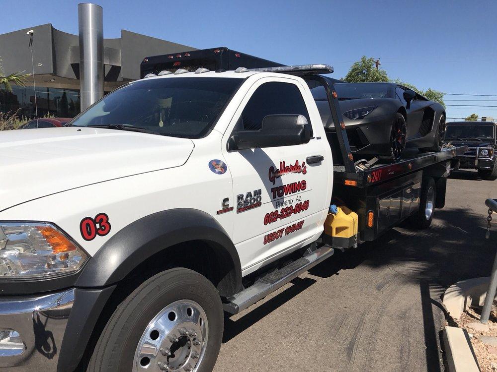 Gallardo's Towing Services