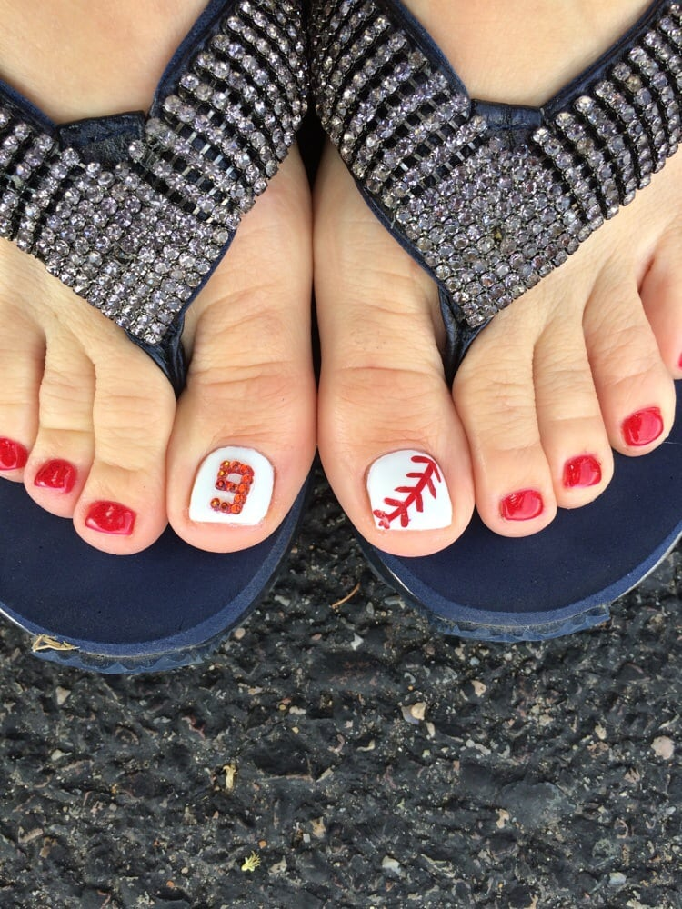 Thanks For Baseball Toes In Gel Yelp