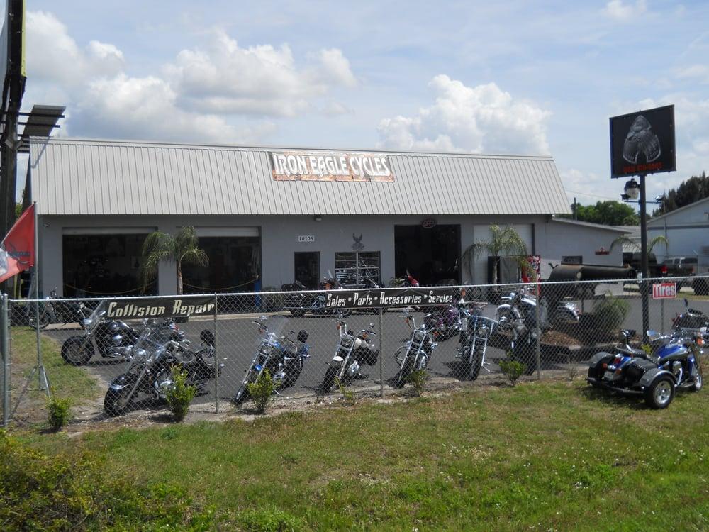 Iron Eagle Cycles: 14105 US-27, Lake Wales, FL