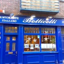 Foto Van Botticelli Italian Restaurant Dublin Ierland