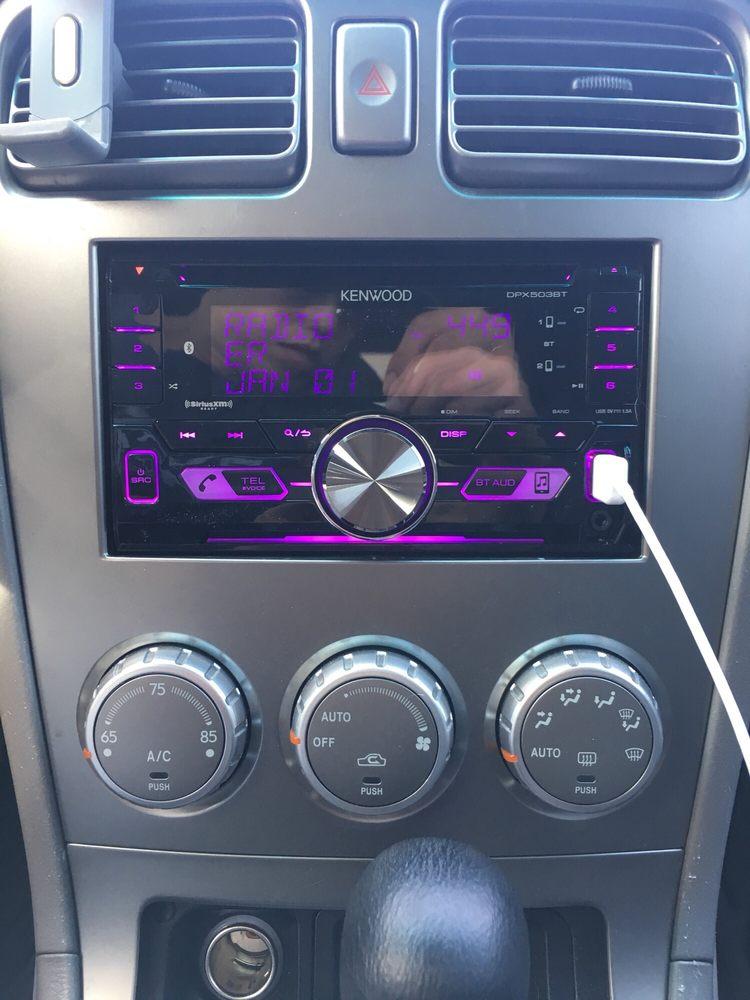 Rage N Car Audio