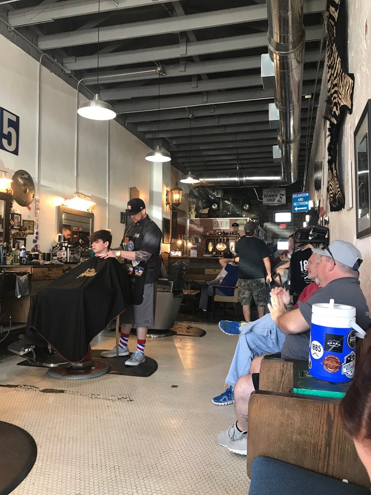 1885 Barbershop & Shave Parlor: 126 E Main St, Royse City, TX