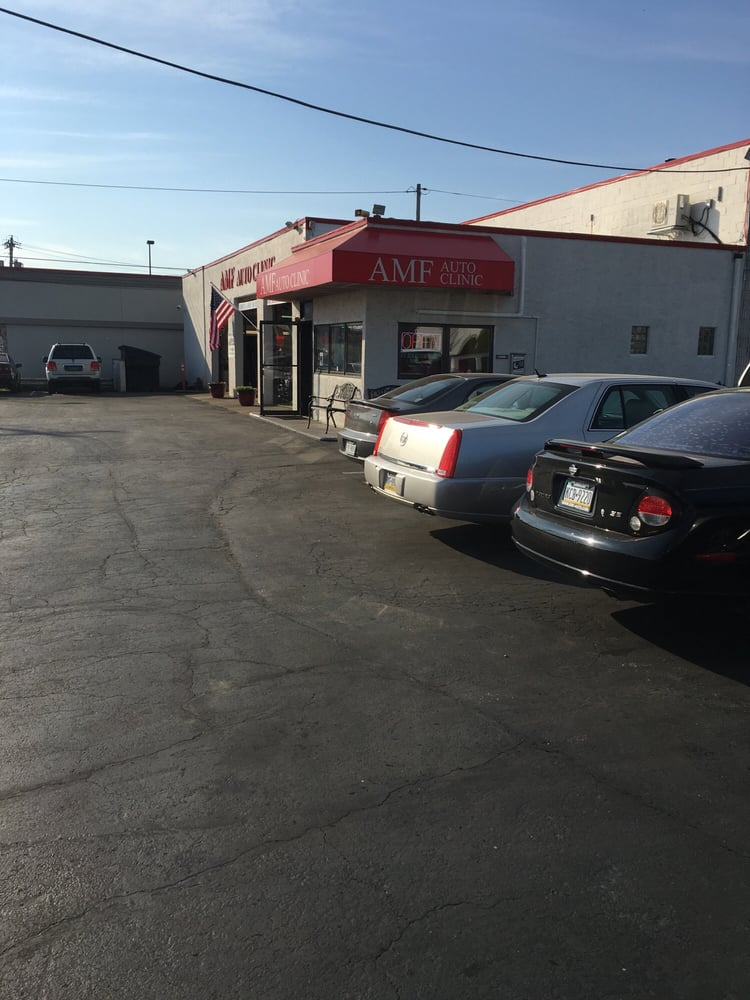 Auto Clinic AMF: 3808 Edgmont Ave, Brookhaven, PA