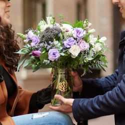 Photo of Flowers For Dreams - Chicago, IL, United States. Lavender medium in