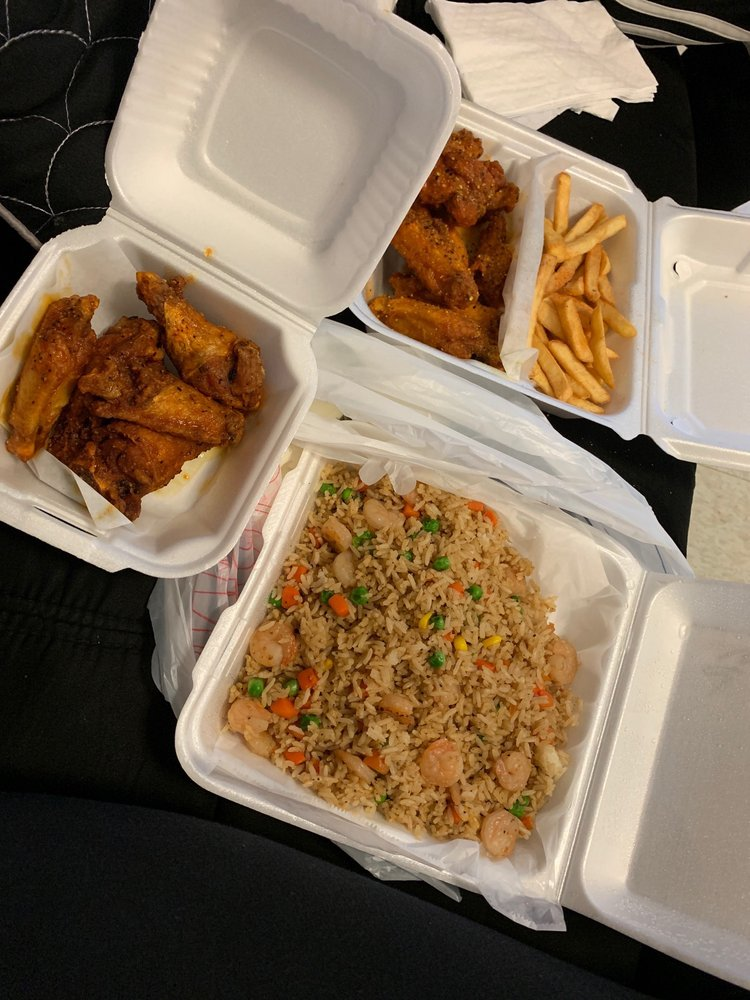 Food from Wing Town