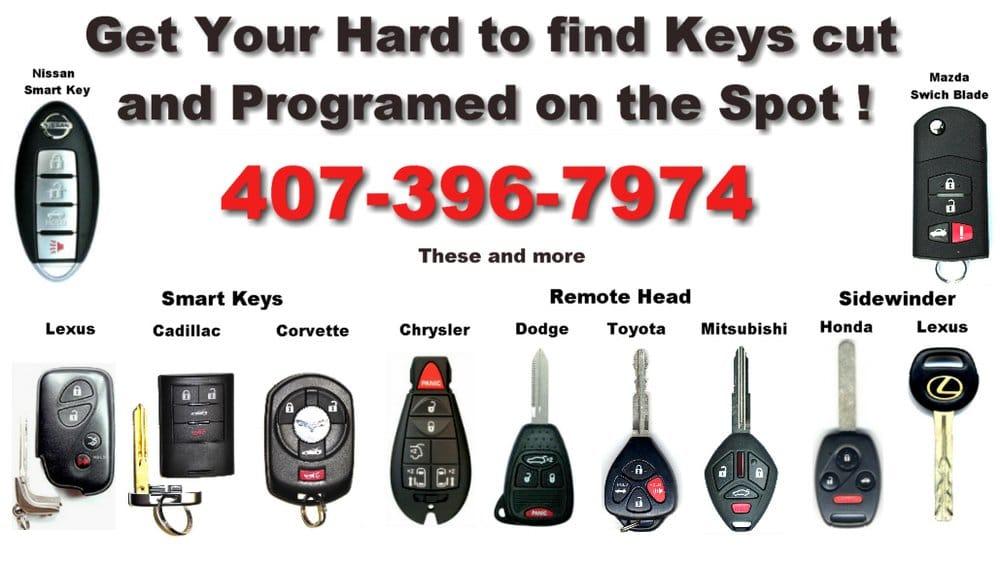 Mcmahon's Automotive Locksmith: Kissimmee, FL