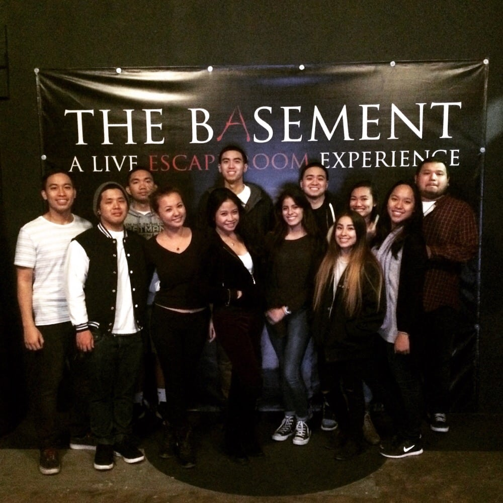 96dickssquad yelp for The basement a live escape room experience events