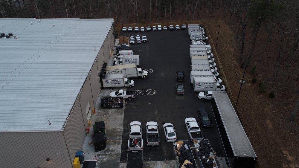 Carolina Restoration Services: 3401 Gateway Centre Blvd, Morrisville, NC