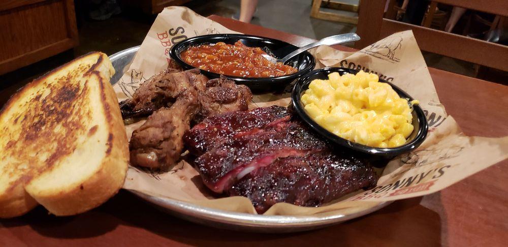 Sonny's BBQ: 200 Hwy. 770, Corbin, KY