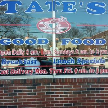 Tate S Good Food Restaurant Philadelphia Pa