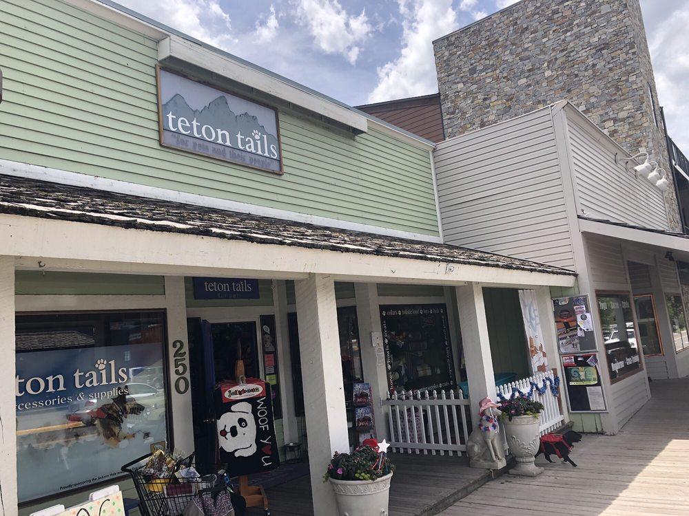 Teton Tails: 515 W Broadway Ave, Jackson, WY