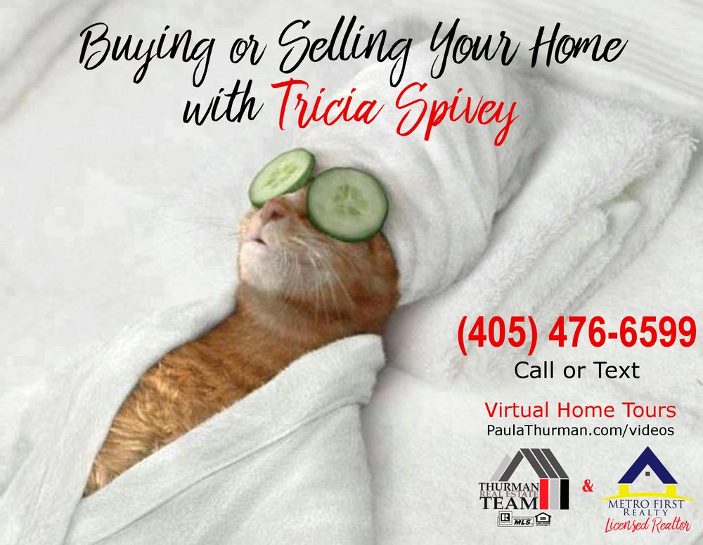 Tricia Spivey -  Metro First Realty