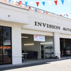 Invision Auto Body Closed Body Shops 5026 E Main St