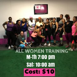 Fit Girl Army Studio - Gyms - 2120 E Westmoreland St, Kensington