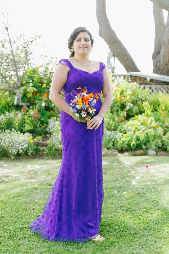 Purple Wedding Dress Yelp