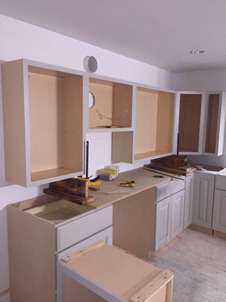Kitchen Cabinets Installation Yelp
