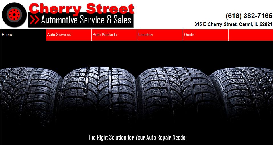 Cherry Street Automotive Service & Sales: 315 E Cherry St, Carmi, IL