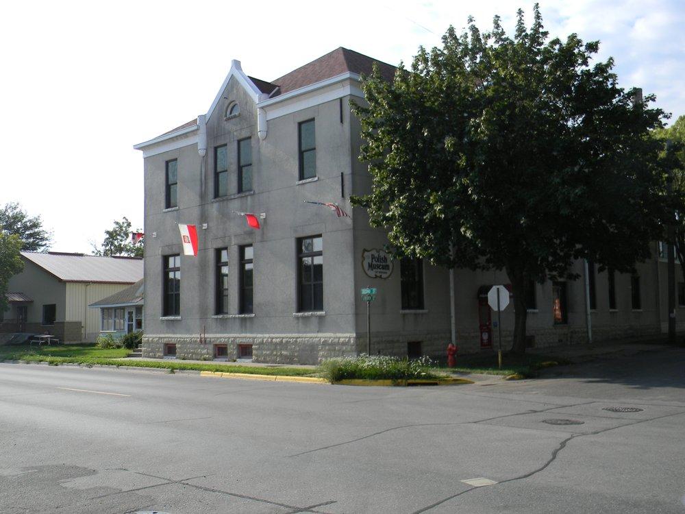 Polish Cultural Institute & Museum: 102 Liberty St, Winona, MN
