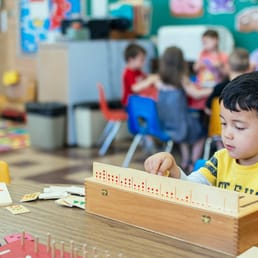 Photo Of Suburban Cooperative Nursery School Rocky River Oh United States Learning