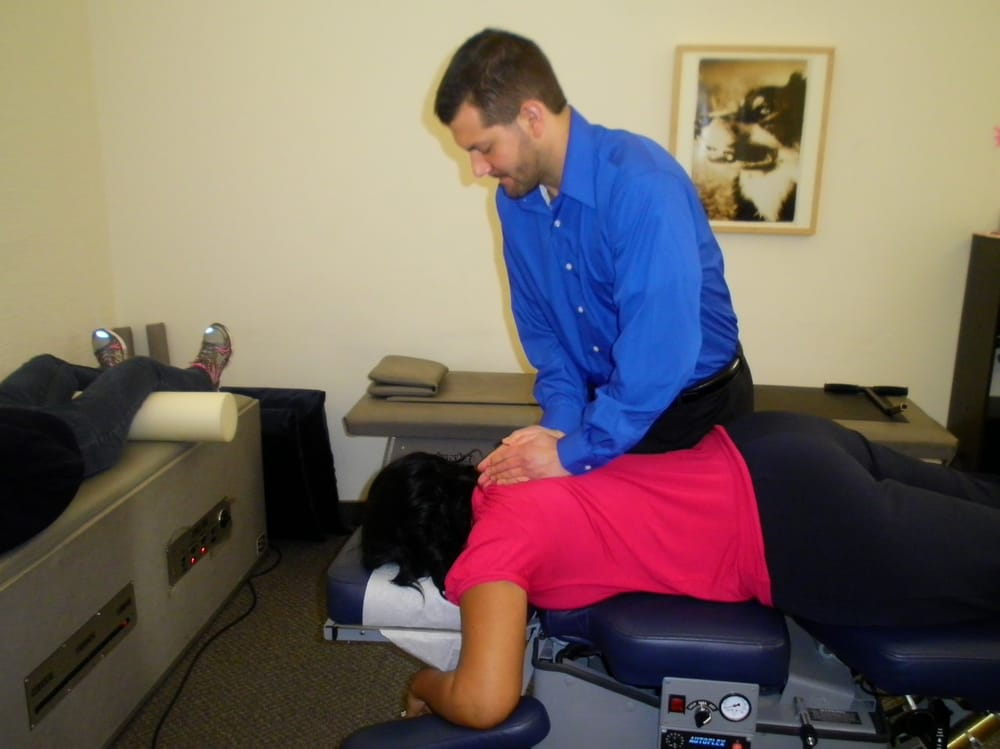 Advanced Correction Chiropractic & Physical Therapy: 516 N Charles, Baltimore, MD