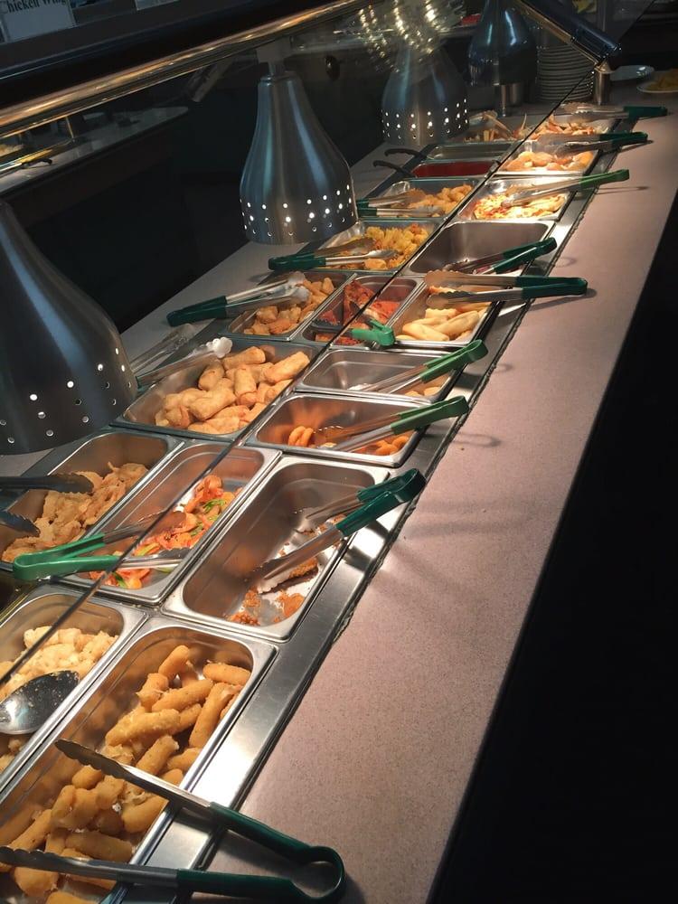 Grace Chinese Buffet: 1318 Elmira St, Sayre, PA