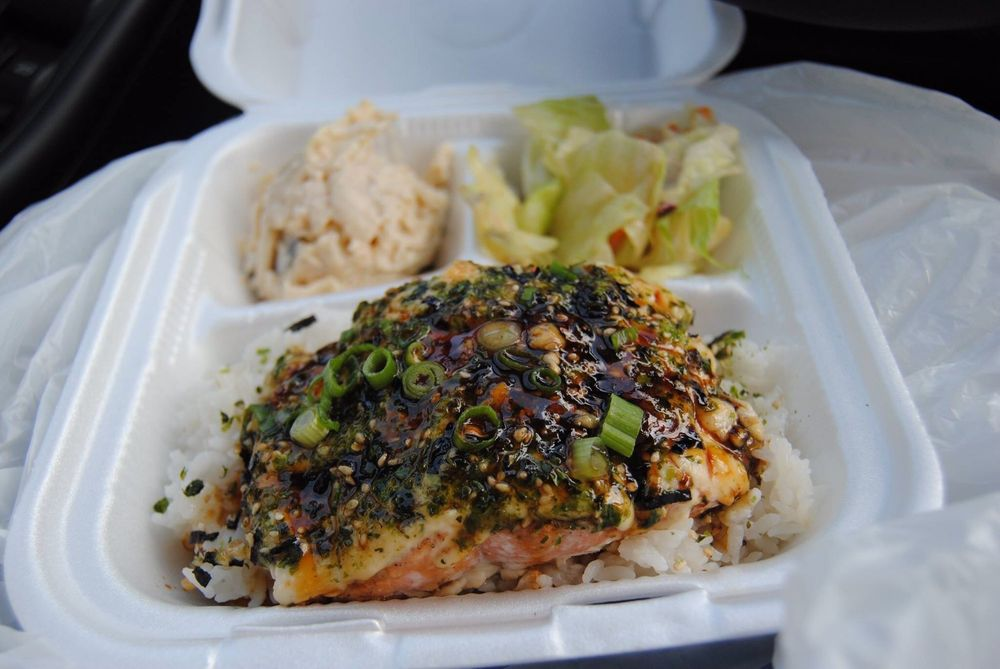 Food from Big Aloha