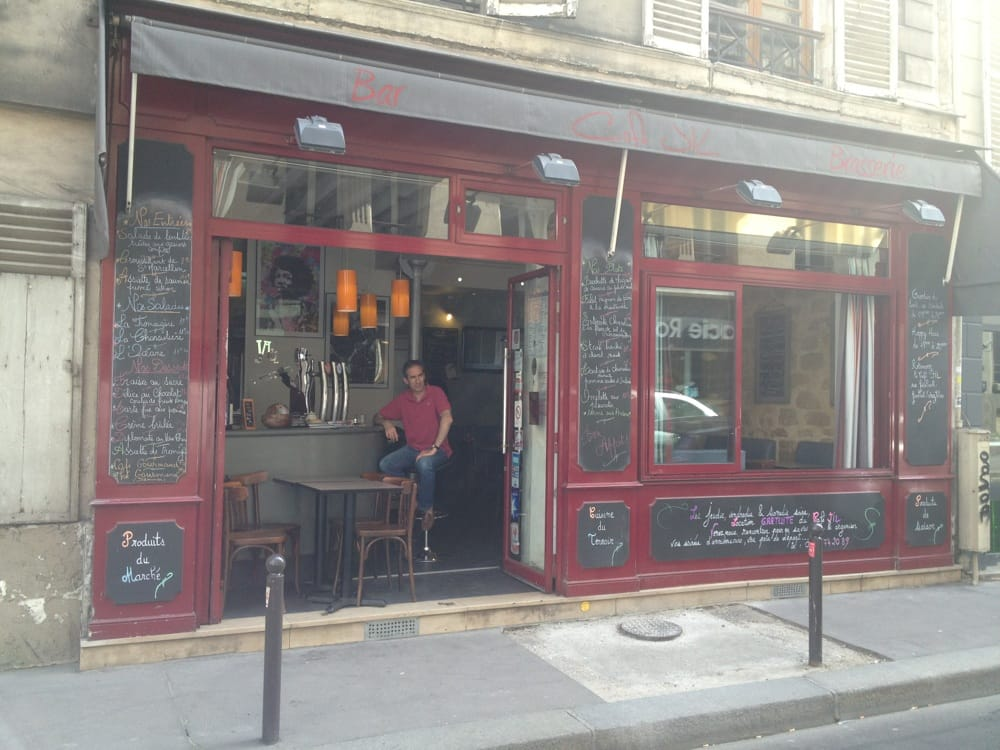 cafe jil bistros 31 rue saint lazare 9 me paris. Black Bedroom Furniture Sets. Home Design Ideas